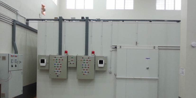 Process Control and Alarm System