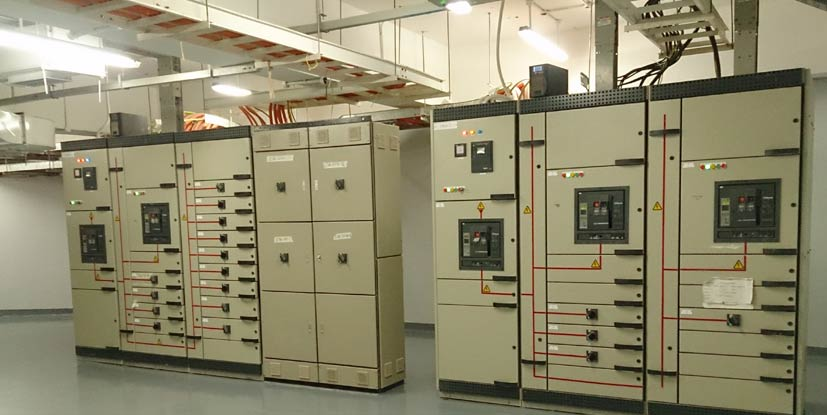 Main and Distribution Panel